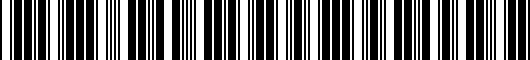 Barcode for 1C060117109Z