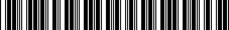 Barcode for 7L0051445A