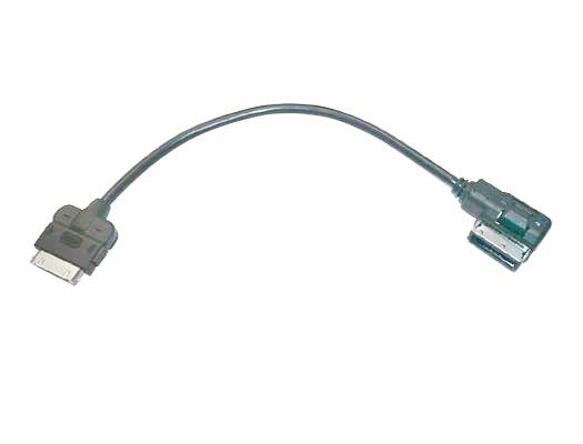 Diagram Digital Media Adapter Cables -iPod™ w/tagging feature (30 pin) (000051446J) for your 2015 Volkswagen Beetle