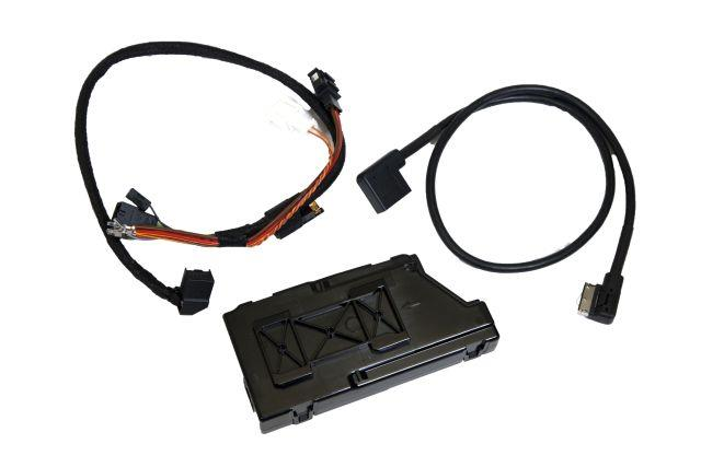 Diagram Media Digital Interface (MDI) Retrofit Kit (5N0057342B) for your 2011 Volkswagen Tiguan