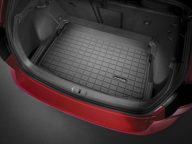 Diagram MuddyBuddy™ - Trunk Liner - Black (5N0061161A) for your 2011 Volkswagen Tiguan