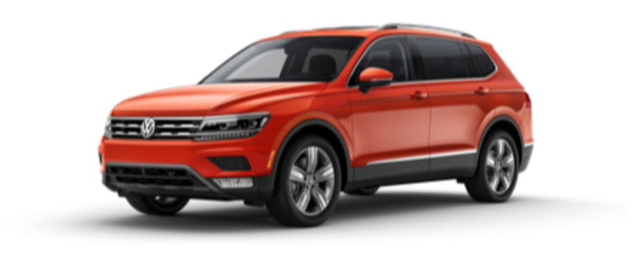 Diagram Travel Package for your 2011 Volkswagen Tiguan